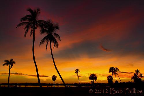 sunset gulfofmexico clouds pineisland bokeelia
