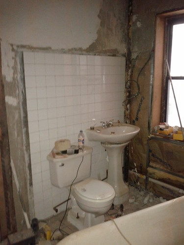 Bathroom start state | by Preetha & James