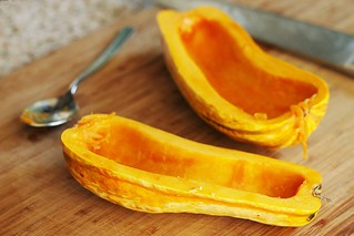 delicata squash | by Stacy Spensley