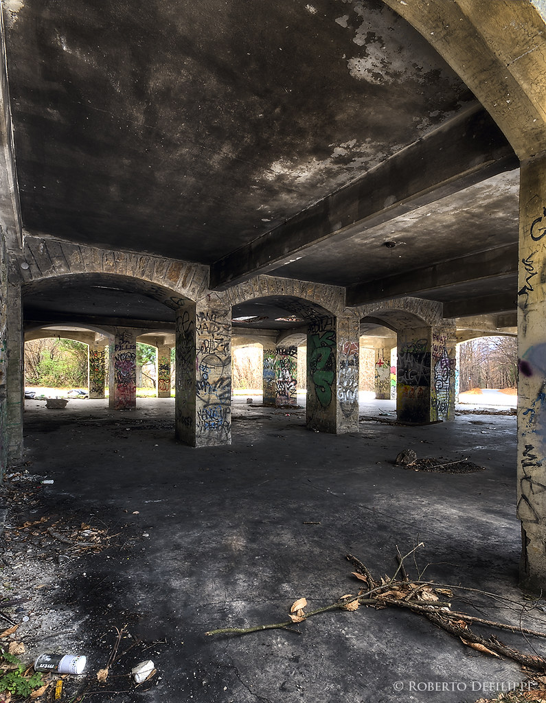 ex albergo abbandonato - former abandoned hotel - 3 (Explore)