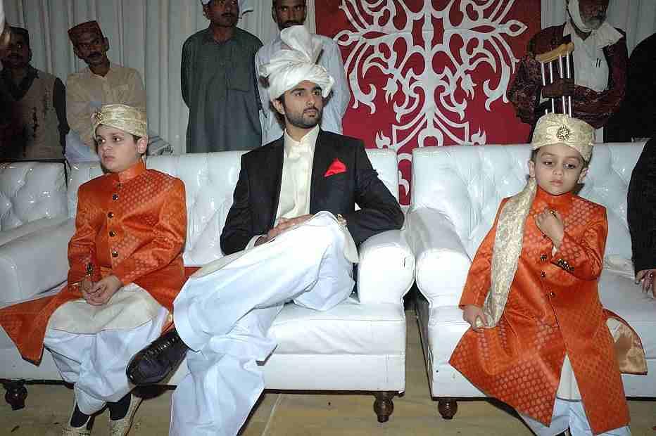 Sardar Mohammad Bux Khan Mahar   Mahar's Wedding Pics at Kha…   Flickr
