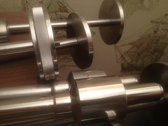 Stainless bars