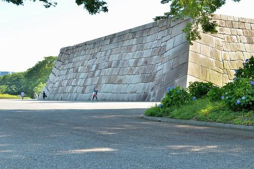 江戸城天守台 (Donjon of Edo Castle) | by Dakiny