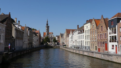 Bruges - Canal (Spiegelrei) | by zamito44