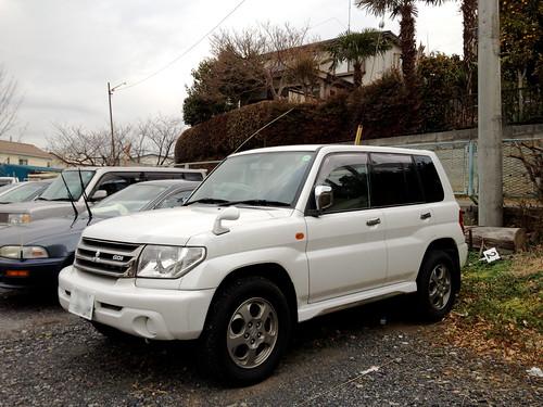 1998-2007 MITSUBISHI PAJERO io