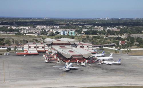 Jose Marti Airport, Havana, Cuba, 2012 | by travfotos