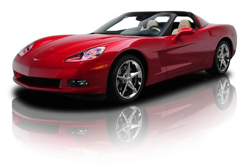 2012 Chevrolet Corvette Coupe 3LT 6.2L 436 HP 6 Speed Photo