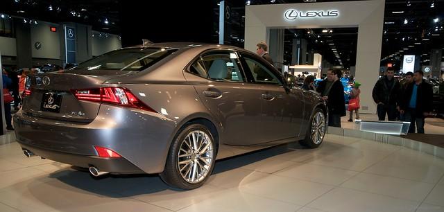 2013 Washington Auto Show - Lower Concourse - Lexus 14