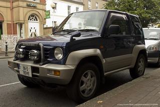 1998 Mitsubishi Pajero Jr