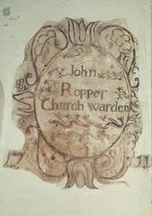 1711 - John Ropper, Church warden