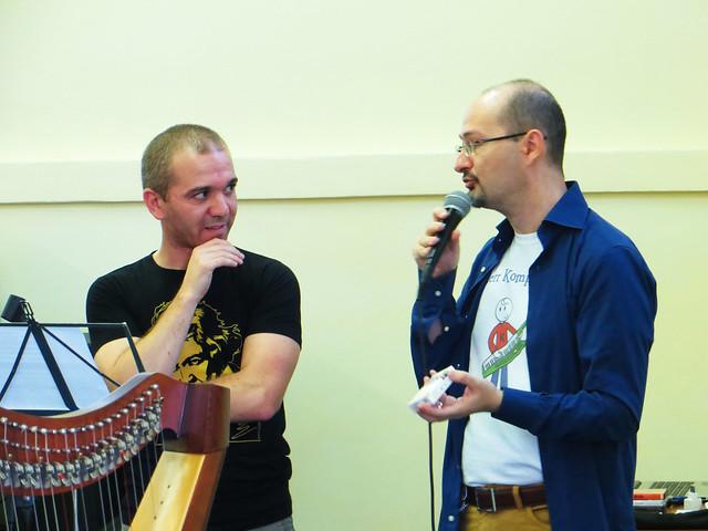 2016 - Lucca - Comporre è un gioco alla Scuola di musica Sinfonia