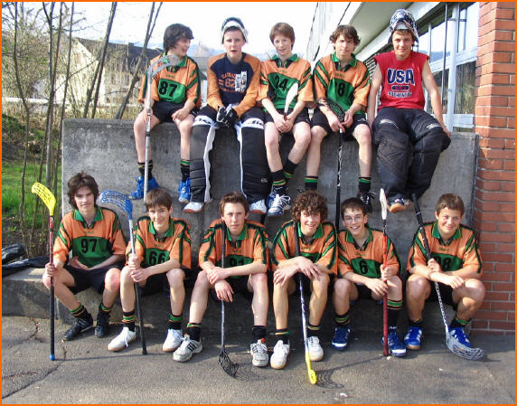 Junioren B (Saison 2004/2005)