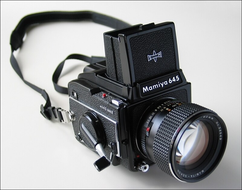 By Photo Congress || Mamiya 645 100s Flickr