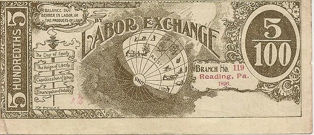 Labor Exchange note