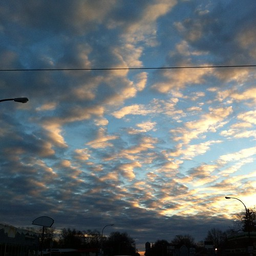 Ypsi in the morning | by allida