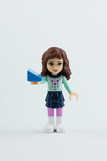One extra piece... it's blueberry pie! | by The LEGO woman