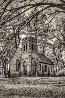 IMG_0220_1_2_B&W_850nm_IR - Edgewood Cemetery, Nashua, NH