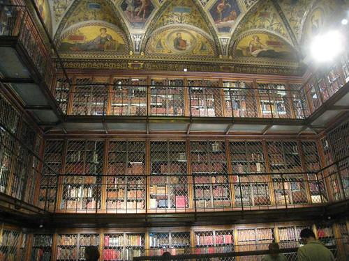 J Pierpont Morgan library | by Dvortygirl
