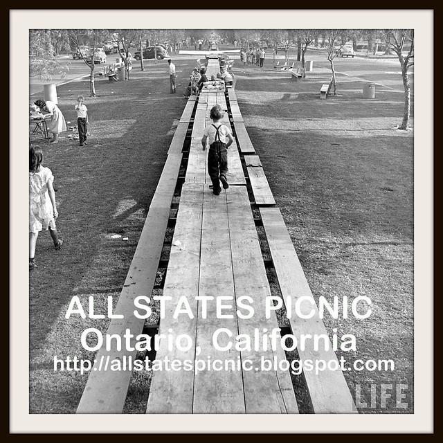 All States Picnic - Ontario, California