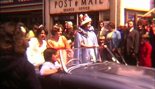 Silver Jubilee Parade - Carnival Queen?
