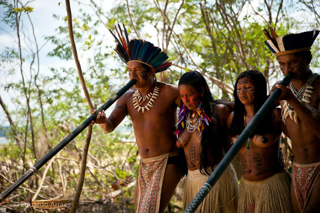 смотреть фото дикие племена летная лужайка трава
