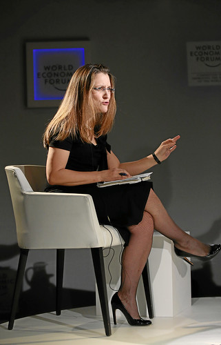 An insight, An Idea with Lawrence Summers: Chrystia Freeland | by World Economic Forum