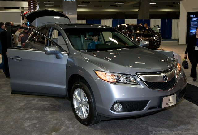 2013 Washington Auto Show - Lower Concourse - Acura 5