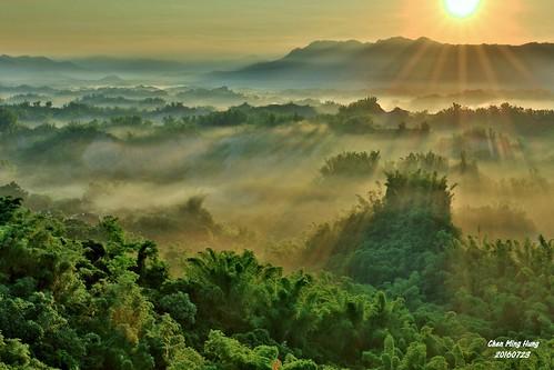 erliao sunrise light 二寮