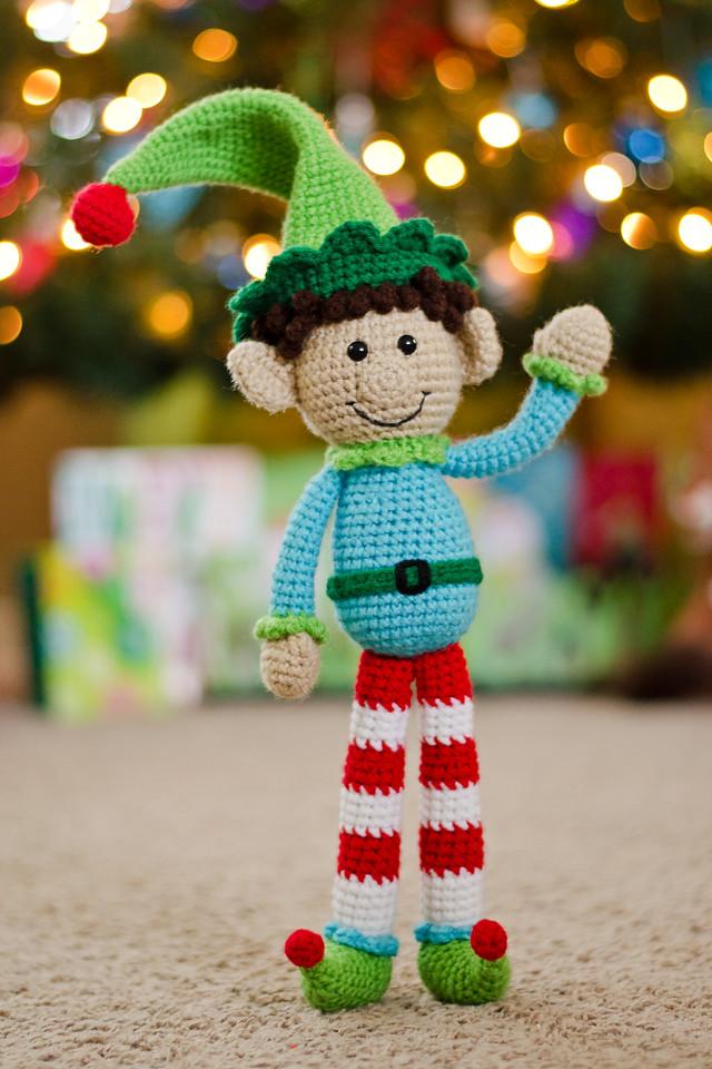 Amigurumi Elf Crochet Pattern - Amigurumi Crochet Dolls - doitory ... | 960x640