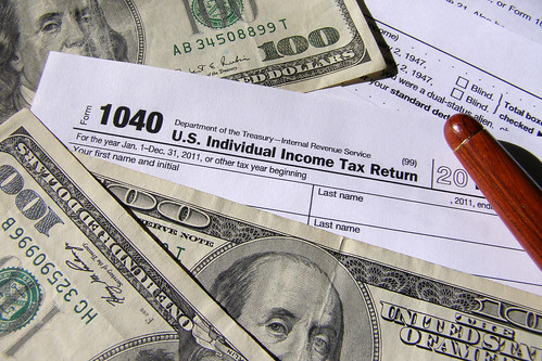 Personal Income Taxes Ver3 | by ccPixs.com