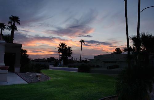 arizona panoramas sunrisesunset suncitywest