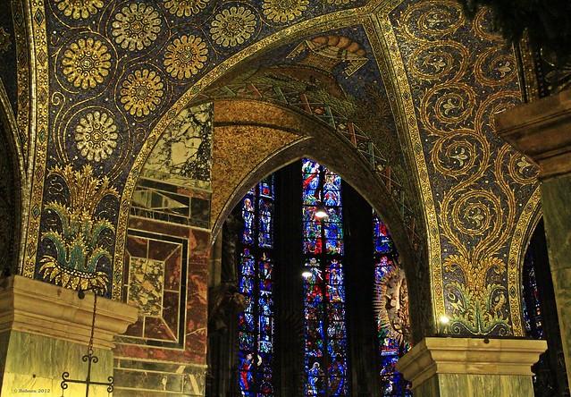 Aachener Dom - Einblicke