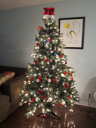 Christmas Tree 2012 | by Everyday Fray
