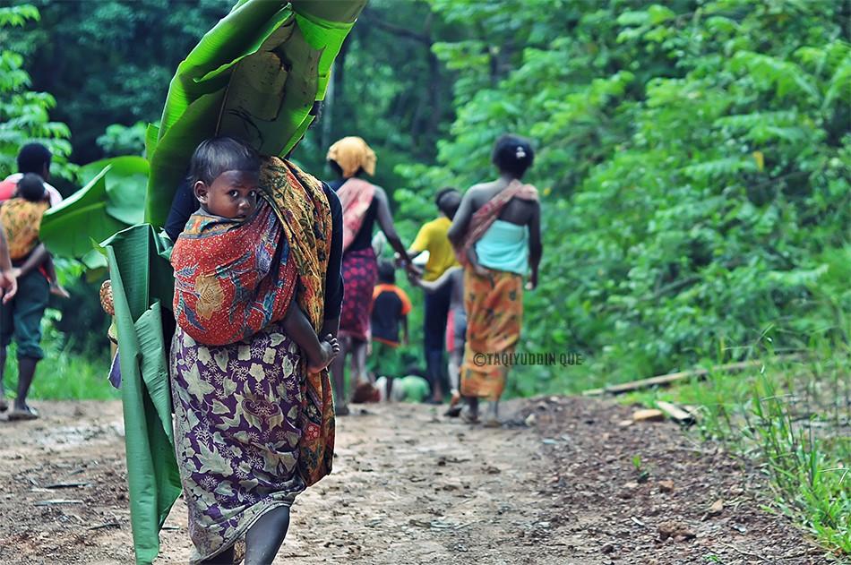Orang Asli suku Batek/Bateq | Taman Negara Kuala Koh, Kelant… | Flickr