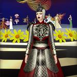 MVW 2013 Miss China - National Costume