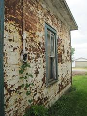 Rusting away in Prairie Home