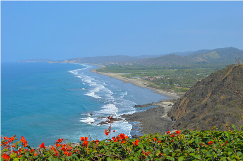 Ecuador beach real estate