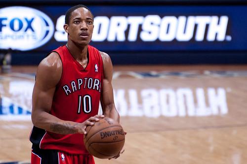 DeMar DeRozan | Toronto Raptors | by Basketball Schedule