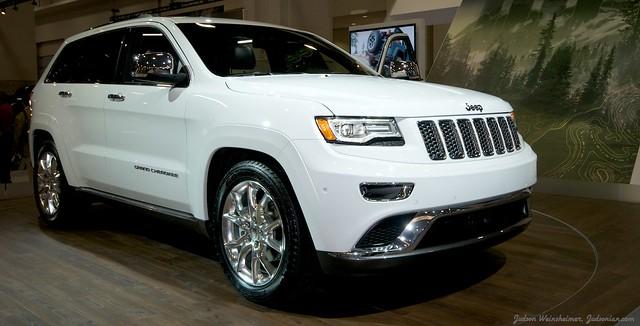 2013 Washington Auto Show - Upper Concourse - Jeep 2