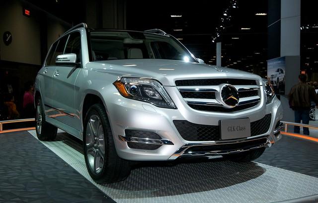 2013 Washington Auto Show - Lower Concourse - Mercedes-Benz 9