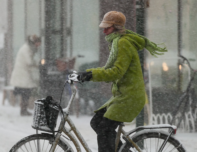 Copenhagen Bikehaven by Mellbin - Bike Cycle Bicycle - 2012 - 9290