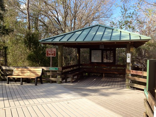 Boardwalk pavilion at Six Mile Cypress Slough | by Erin *~*~*