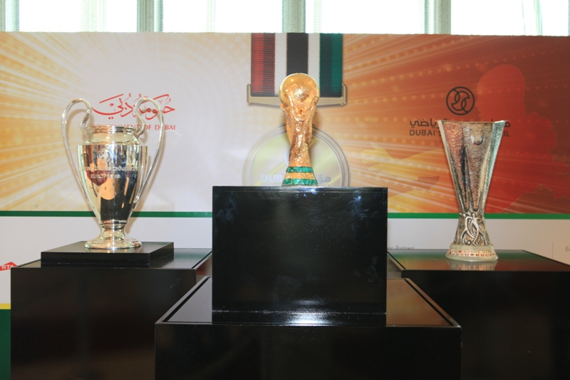 Globe Soccer Conference - The Trophies