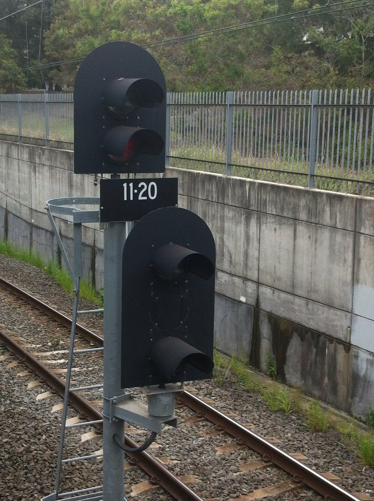 Train Signals by Simon_sees