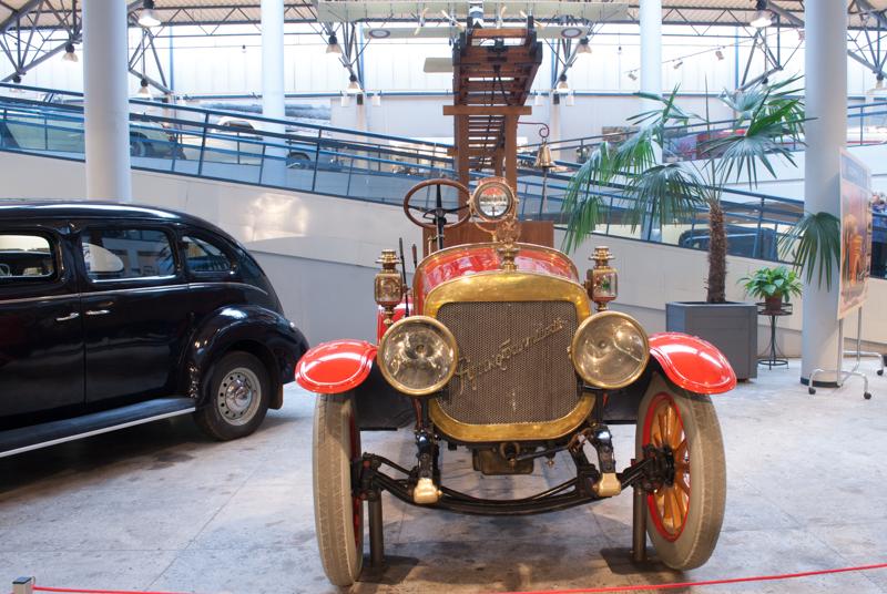 Awesome classic car!  Пожарная машина  14:06:14 DSC_6125