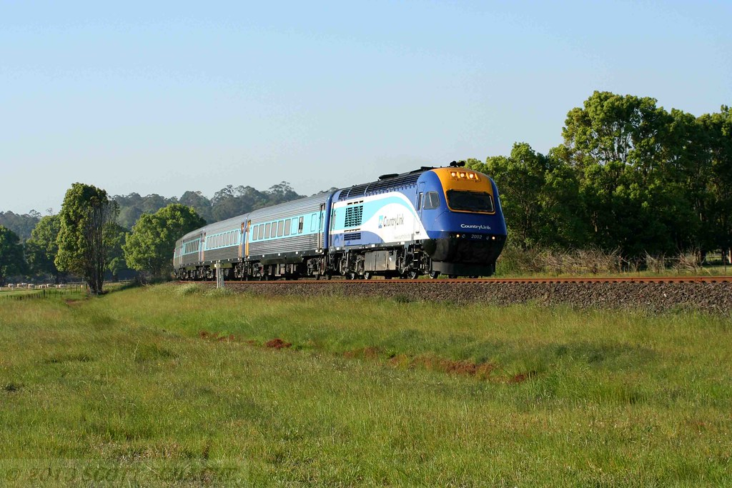 Countrylink Special by Scott S