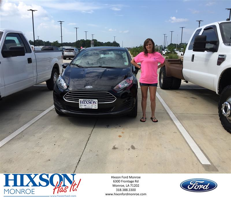 Hixson Ford Monroe >> Hixson Ford Of Monroe Customer Review Thomas Hendrix And H