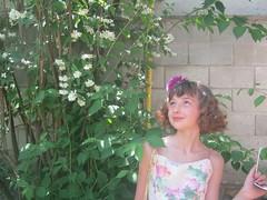 В молдавский двор пришла весна_Ольга Гутюм