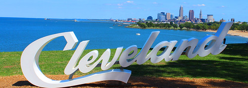 Cleveland Sign Edgewater