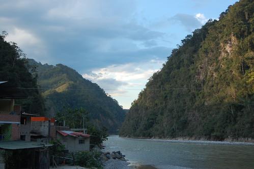 Views from Puente Colgante Kimiri, near La Merced, Chanchamayo, Junín, Peru | by blueskylimit
